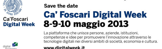 Webforall Day in Ca' Foscari Digital Week