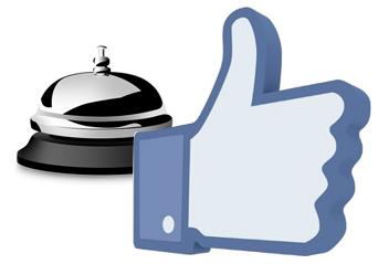 Facebook e Turismo (foto da www.bedzzle.it)