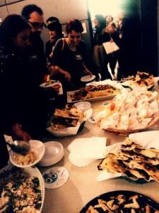 L'aperitivo al foodttt/rm, foto via @SaraminaC