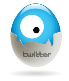 Twitter Egg, da lenguetazosliterarios.blogspot.com
