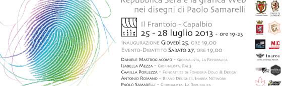 """""""Il Sentiero Digitale"""": Brands Invasion intervista Paolo Samarelli, grafico di La Repubblica"""