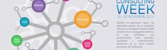 Innovazione e social media al #TCWUnindustria di Unindustria (18-22/11/2013)