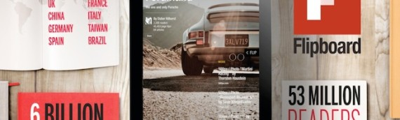 "Flipboard lancia i ""promoted items"""